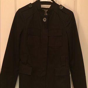 Zara Basic dark brown jacket